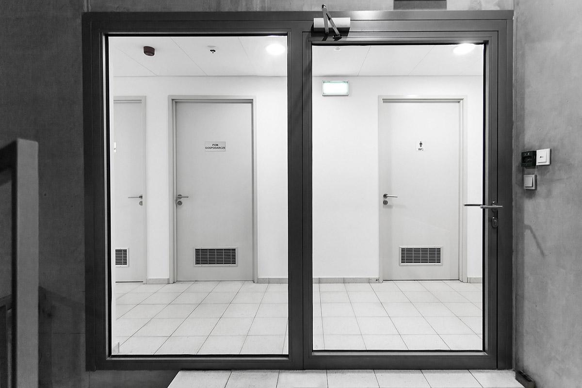 Drzwi stalowe profilowe